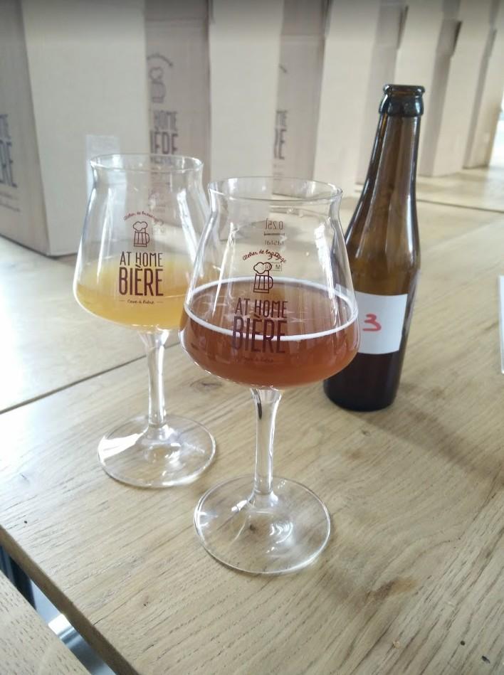 bière atelier brassage