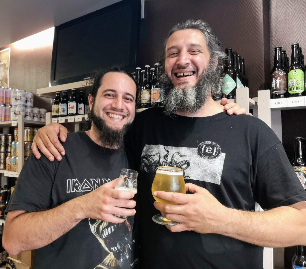 biere brasseur Etre ptite mousse cave