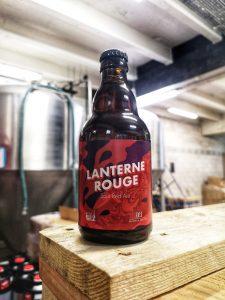 Bière lanterne rouge brasserie Etre